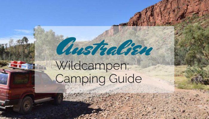 Wildcampen Australien