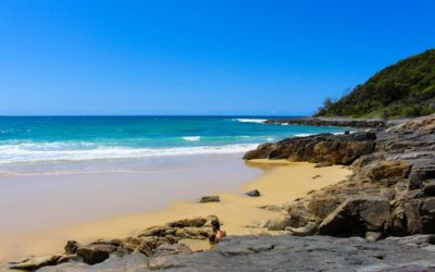 Noosa National Park, Queensland, Australien