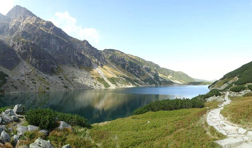 Tatra Nationalpark, Polen