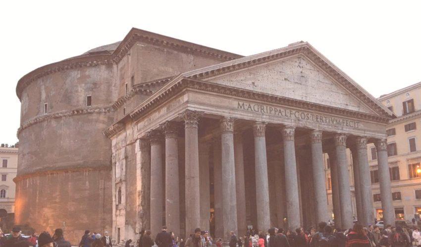 Rom für den kleinen Geldbeutel
