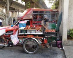 Packliste Südostasien; Street Food