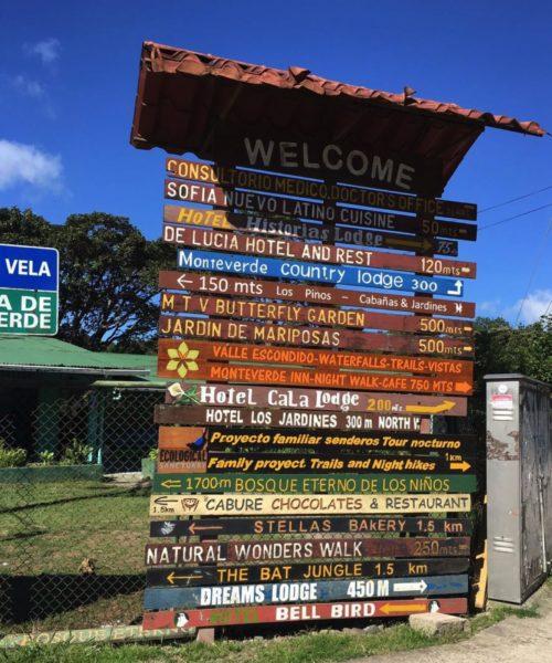 Costa Rica Kosten