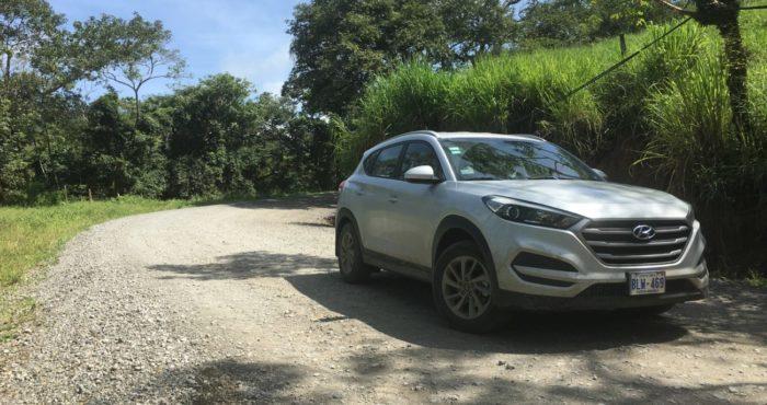 Mietwagenrundreise Costa Rica: Unser Hyundai Tucson