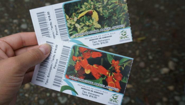 Costa Rica Nationalpark Preise: Manuel Antonio