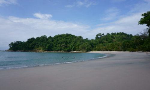 Manuel Antonio Nationalpark Strand