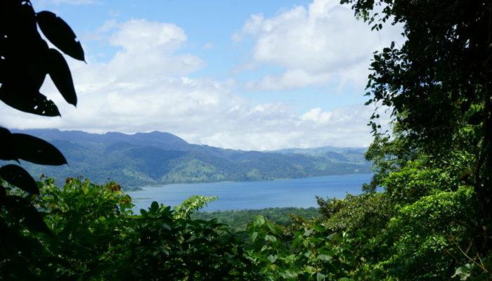 Ausblick vom Cerro Chato