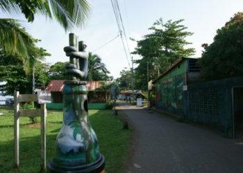 Costa Rica morgens