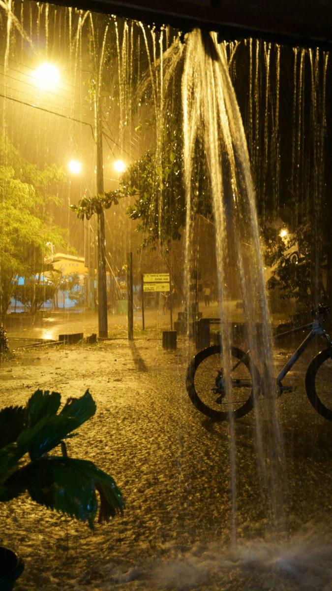 Regen in Costa Rica