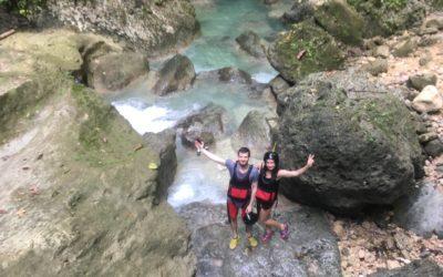 Canyoneering - Kawasan Falls