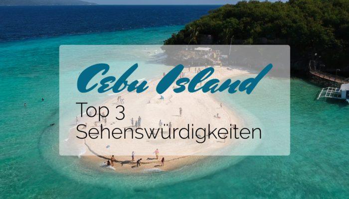 Cebu Island Top 3 Sehenswürdigkeiten