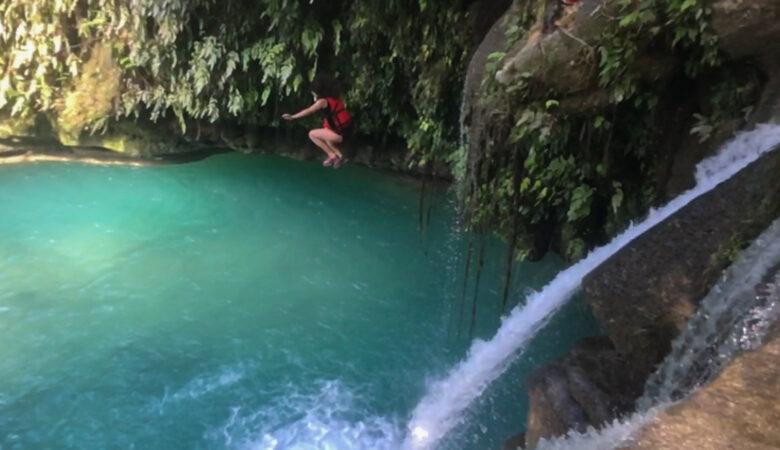 Canyoneering in den Kawasan-Falls (Westküste Cebu)