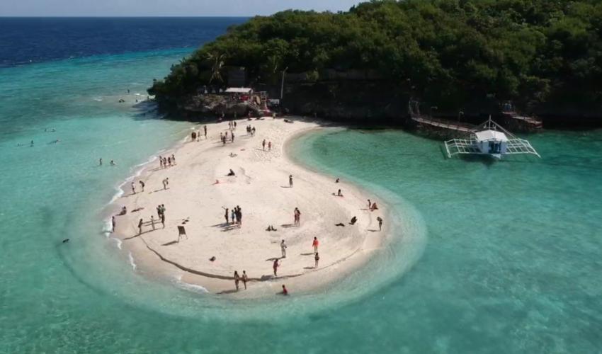 Sandbar- Sumilon Island