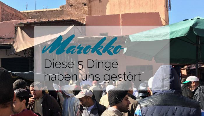 Marokko Rundreise Erfahrungen: Du bist auf der Suche nach ehrlichen Marokko Rundreise Erfahrungen? Wir teilen auch unsere negativen Erlebnisse und Eindrücke mit dir: http://www.travelerscompass.de/marokko-rundreise-erfahrungen-diese-5-dinge-haben-uns-gestoert/