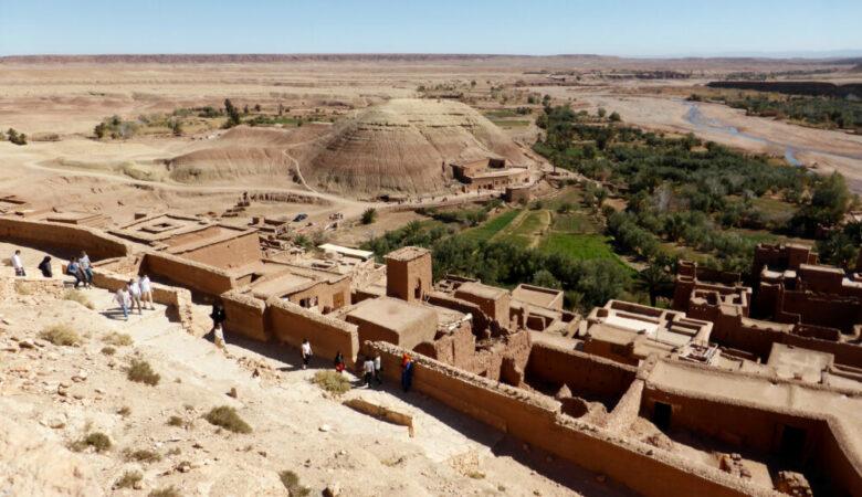 Marokko Wüstensafari