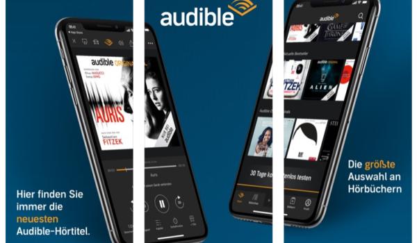 Reise Apps_ Audible