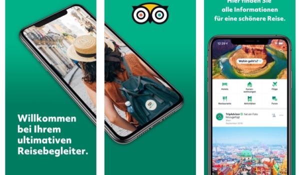Reise Apps_Tripadvisor_