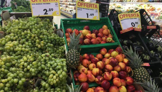 Sardinien Preise_Obst