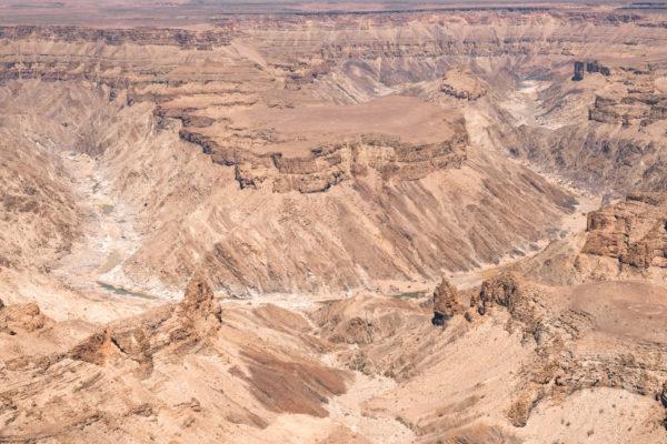 Namibia Reiseroute