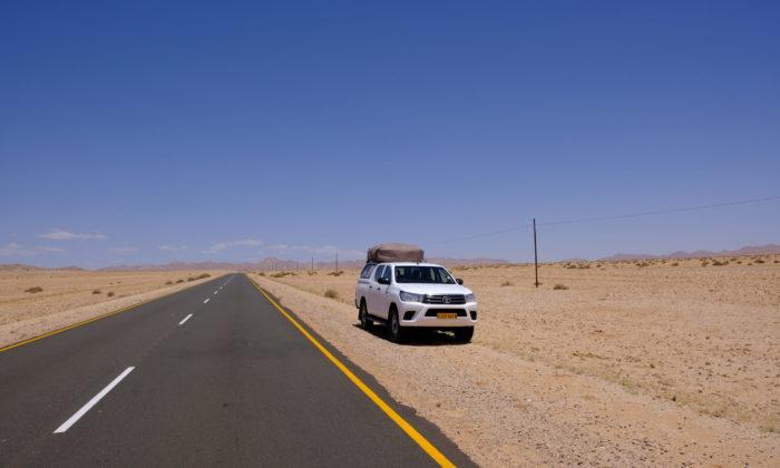 Preise in Namibia Transport